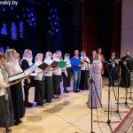 В Пуховичском районном центре культуры прошел Рождественский концерт