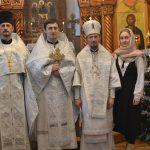 Престольный праздник в храме Рождества Христова г. Борисова