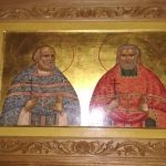 В день памяти священномученика Димитрия Плышевского в храме свт. Николая Чудотворца г. Смолевичи совершили Божественную литургию