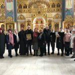 Приход храма иконы Божией Матери «Избавительница» г. Жодино посетила делегация из Германии