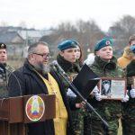 В Крупках прошел митинг-реквием, посвященный годовщине вывода советских войск из Афганистана