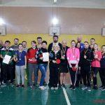 Рождественский турнир по настольному теннису прошел в г. Борисове