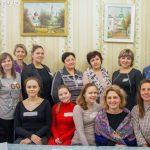 В кафедральном соборе святого благоверного князя Александра Невского г. Марьина Горка были проведены семинары-тренинги для преподавателей воскресной школы