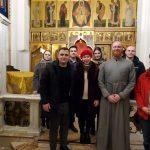 Православная молодежь Борисовской епархии приняла участие в ежегодном зимнем слете православной молодежи Беларуси
