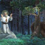 В Михайловский храм аг.Лошница доставят иконы преп. Серафима Саровского и преп. Гавриила Ургебадзе
