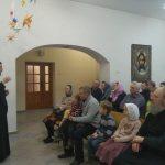 Пресс-секретарь Борисовской епархии иерей Игорь Васько встретился с прихожанами Михайловского храма