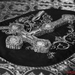 Епископ Борисовский и Марьиногорский Вениамин совершил первую в этом году Литургию Преждеосвященных Даров