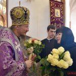В Борисовской епархии молитвенно отметили 10-летие архиерейской хиротонии Преосвященнейшего Вениамина, епископа Борисовского и Марьиногорского