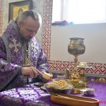 В Логойском районе освящён храм в честь святого великомученика Георгия Победоносца