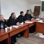 В Борисове состоялось расширенное заседание Епархиального совета