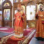Преосвященнейший Вениамин, епископ Борисовский и Марьиногорский, совершил Пасхальную вечерню и утреню в кафедральном соборе Воскресения Христова г. Борисова