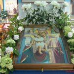 Епископ Борисовский и Марьиногорский Вениамин совершил Божественную литургию в храме святителя Николая Чудотворца г. Червеня
