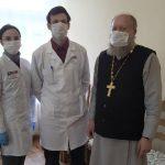Посещение медицинских учреждений Борисовского района