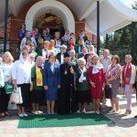 Епископ Борисовский и Марьиногорский Вениамин принял участие в работе форума лидеров волонтерского движения «серебряного возраста»