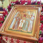 Храм-часовня в честь святых Царственных Страстотерпцев в деревне Юзефово отметила престольный праздник