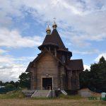 В Князь-Владимирском храме г. Борисова совершена первая Литургия