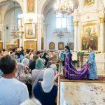 Патриарший Экзарх всея Беларуси: «В смутное время усилим молитву»