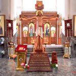 В Борисов доставили копию Годеновского Креста