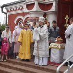 «Свет Христов просвещает всех!» — епископ Борисовский и Марьиногорский Вениамин