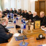 Патриарший Экзарх провёл совещание благочинных и духовников Минской и Борисовской епархий