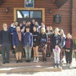 Для учащихся Смиловичского сельхозлицея организовали экскурсию по храму