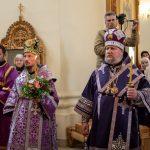 Патриарший Экзарх возглавил молебен за Беларусь в Богоявленском кафедральном соборе города Полоцка