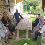 В Смиловичах начали проводиться беседы о Православии