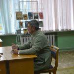 «Библейские часы» в центральной районной библиотеке г. Борисова