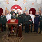 В Борисове прошло мероприятие в честь 20-летия образования Борисовского казачьего отдела