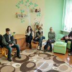 В Борисове прошло интерактивное занятие с подростками «Молодёжь за жизнь, нравственность и семейные ценности»