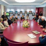 Митрополит Вениамин принял участие в презентации книги Армена Сардарова «Храм. Традиции мировой и белорусской архитектуры»