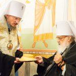 55 лет со дня архиерейской хиротонии митрополита Филарета