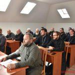Состоялось собрание духовенства Борисовских благочиний
