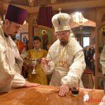 Престольный праздник отметил Иоанно-Богословский монастырь в Домашанах