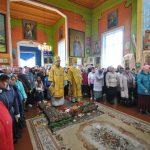 Митрополит Минский и Заславский Вениамин посетил Могилевскую епархию