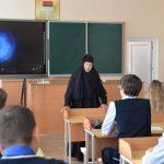 Представители духовенства и медицины провели встречи с крупскими школьниками