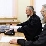 Состоялось онлайн-совещание руководителей епархиальных отделов Белорусской Православной Церкви по социальному служению