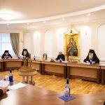Состоялось совещание архиереев Белорусской Православной Церкви