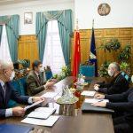Митрополит Вениамин встретился с ректором БГУ