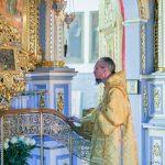 В день памяти пророка Даниила и трех отроков митрополит Вениамин совершил Божественную литургию в Успенском соборе Жировичской обители