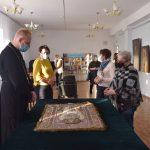 В Борисове состоялось официальное открытие выставки сакрального искусства «Брама веры»