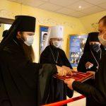 Начала работу выставка фотографий и богословских трудов митрополита Филарета (Вахромеева)