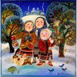 Праздничный флешмоб Рождественских песен и колядок на призы Патриаршего Экзарха объявляется открытым