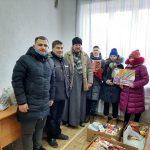 В г. Логойске прошла рождественская благотворительная акция
