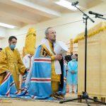 Патриарший Экзарх вручил церковные награды медицинским работникам