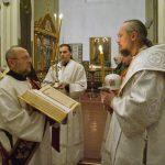 В канун Недели 32-й по Пятидесятнице митрополит Вениамин возглавил всенощное бдение в Ляденском монастыре