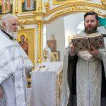 В кафедральном соборе святого благоверного князя Александра Невского г. Марьина Горка помолились о новопреставленном митрополите Филарете
