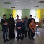 Поздравление воспитанников Борисовского ЦКРОиР с Рождеством Христовым и Новолетием