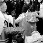 В Логойске простились с почившим о Господе протоиереем Владимиром Зимницким. Митрополит Минский и Заславский Вениамин совершил чин отпевания