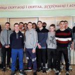 В духовно-просветительском центре Борисовской центральной районной библиотеки прошла беседа с учащимися о нравственности и семейных ценностях